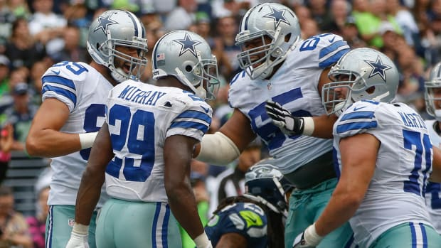 One-Minute Drill playoff preview: Dallas Cowboys IMG
