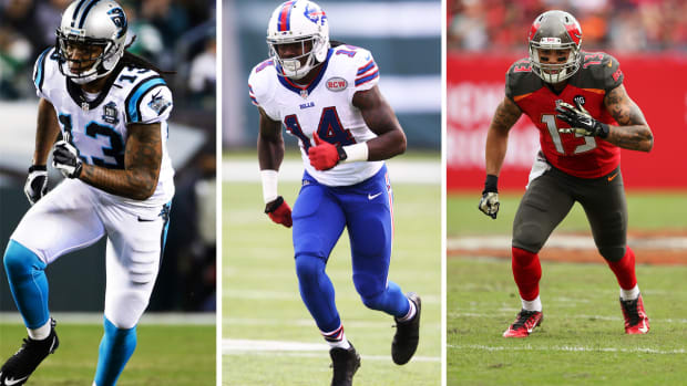 DEBATE: Is the 2014 wide receiver class the best of all time?