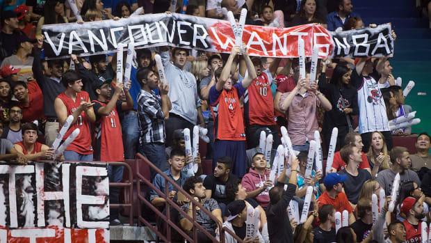 Raptors Kings NBA preseason Vancouver