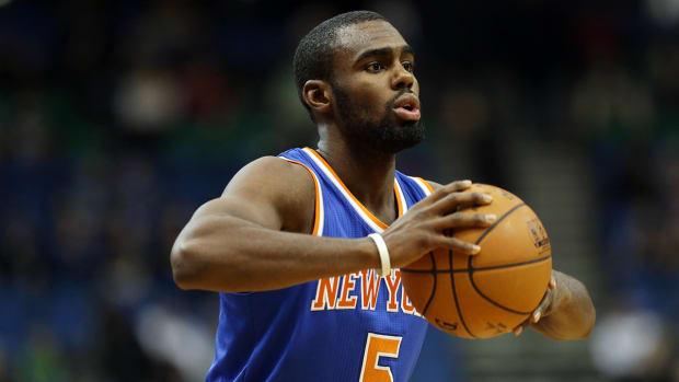Knicks G Tim Hardaway Jr. sustains mild concussion