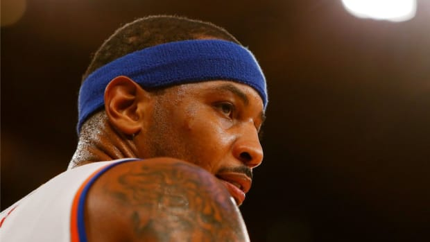 Carmelo Anthony appeared on Sons of Anarchy