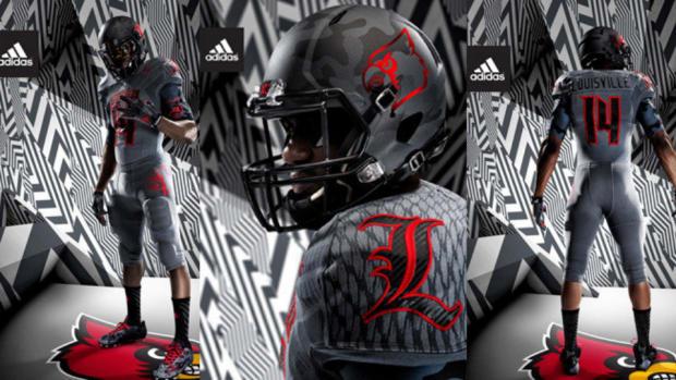 Louisville alternate uniform vs. Florida State