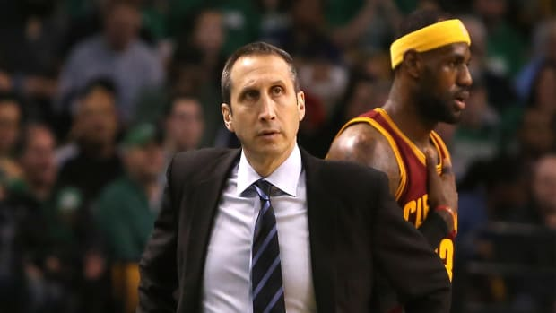 LeBron and the Cavs need to buy into David Blatt's system - image