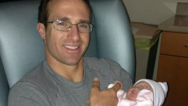 New Orleans Saints Drew Brees gives vasectomy advice
