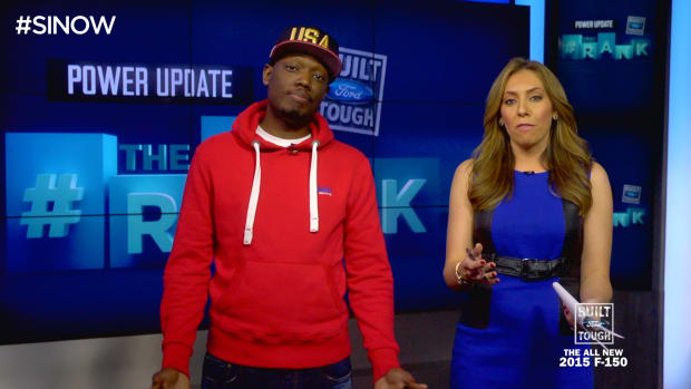 'SNL' star Michael Che delivers hilarious sports updates