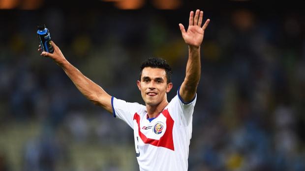 Palermo defender Giancarlo Gonzalez Columbus Crew MLS Serie A