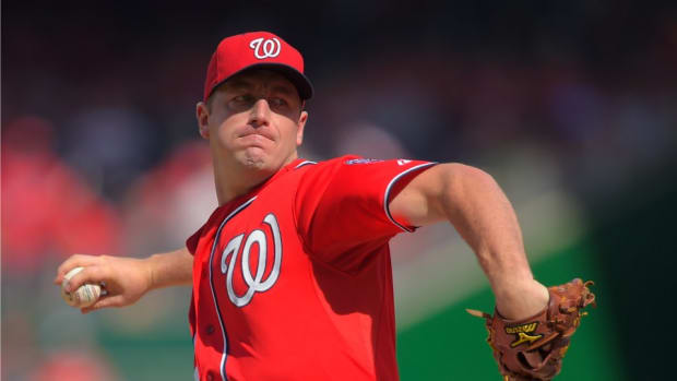 Jordan Zimmermann may have bought a teammate a BMW