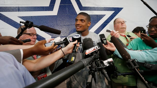Michael Sam: 'Did I make the right choice?' - image