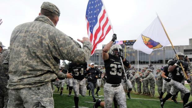 army football scandal