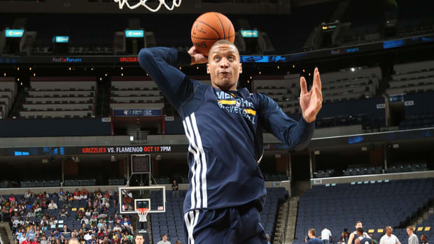 Michael Beasley to leave Grizzlies, sign with Chinese team