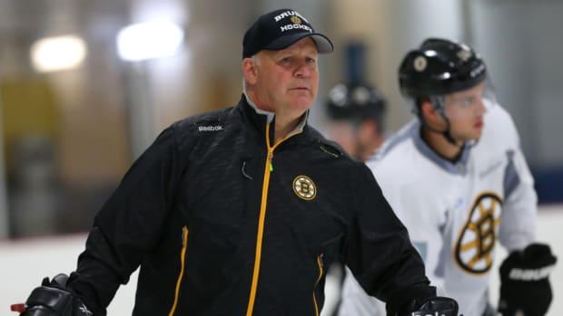 Bruins coach Claude Julien
