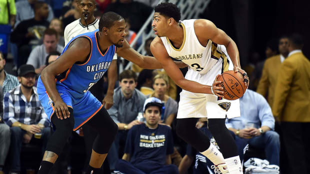 Is Anthony Davis the next Kevin Durant? - Image