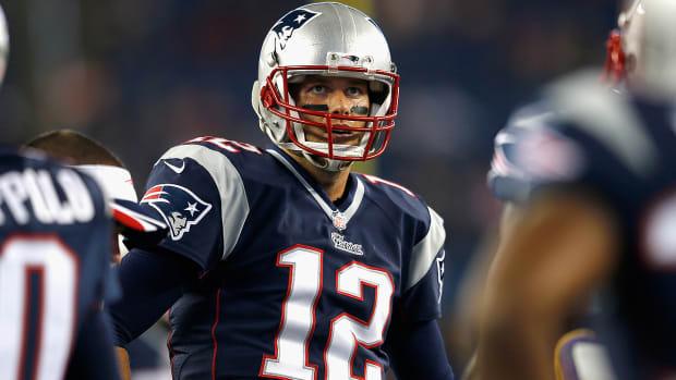 Brady, Patriots still having issues?