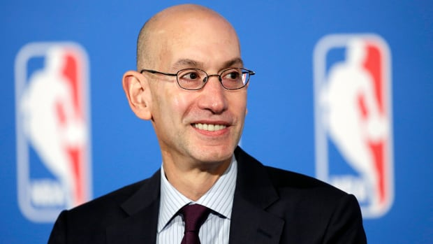 Adam Silver: NBA age minimum of 20 'better for basketball' IMAGE