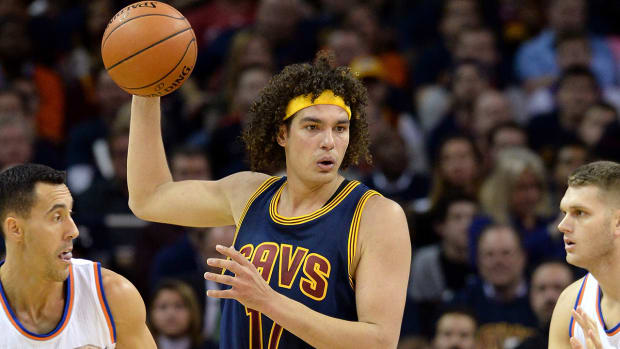 Report: Cavaliers nearing three-year extension with Anderson Varejao IMAGE