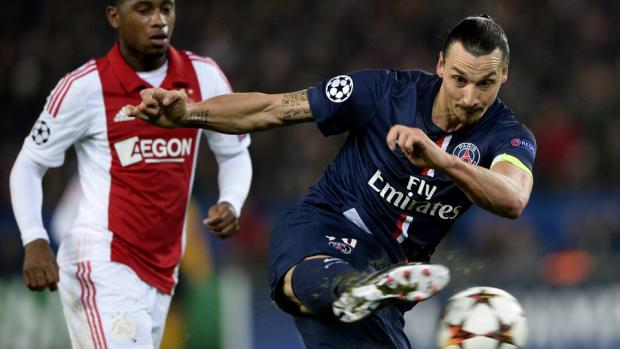 Ibrahimovic vs Ajax