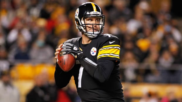 What sparked Ben Roethlisberger's historic pace? - Image