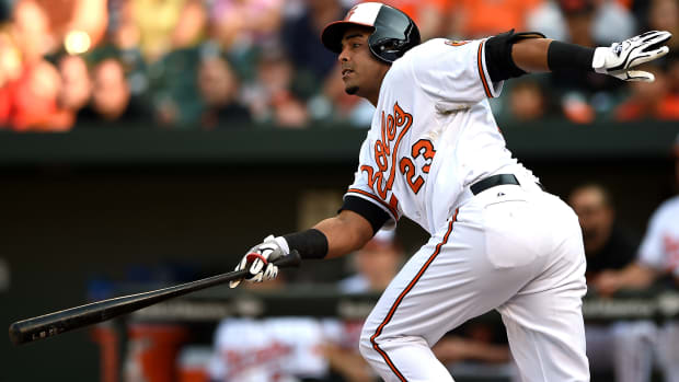 Report: Mariners to sign Nelson Cruz to 4-year, $57 million contract
