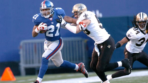 Running backs need to learn to catch to stay on the field