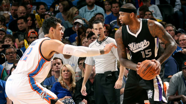 NBA Power Rankings: DeMarcus Cousins image