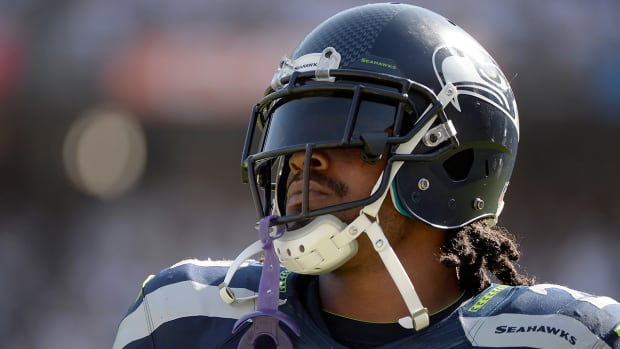 Report: Seahawks to dump Marshawn Lynch