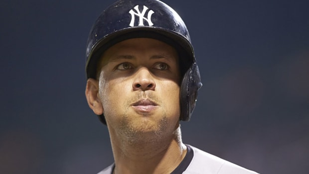 Alex Rodriguez's latest PED issue comes to light