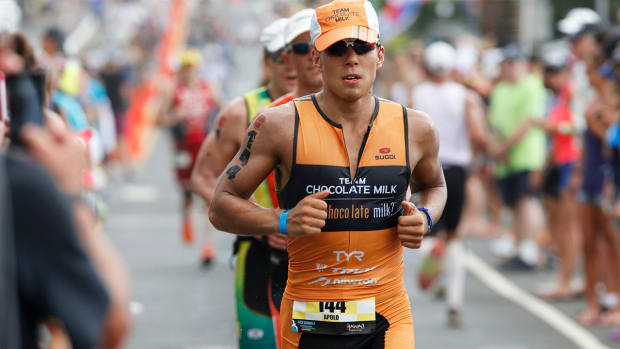 Apolo Ohno: The difference between training for an Ironman and the Olympics - Image