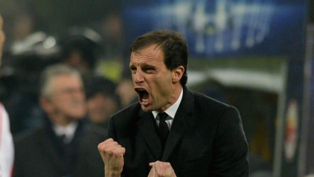 Juventus Massimiliano Allegri manager