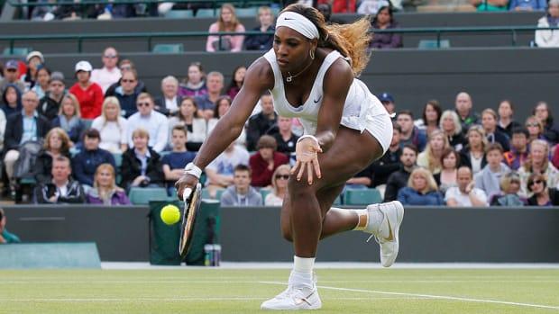 Serena Williams Wimbledon loses third round