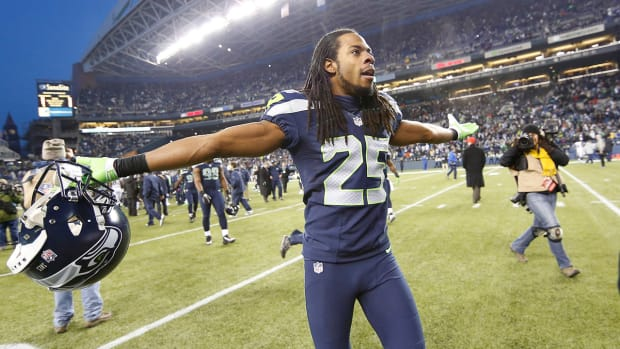 Will Seahawks use Richard Sherman at WR? - IMAGE