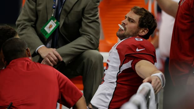 Report: Drew Stanton being treated for infection, may be done for season - image