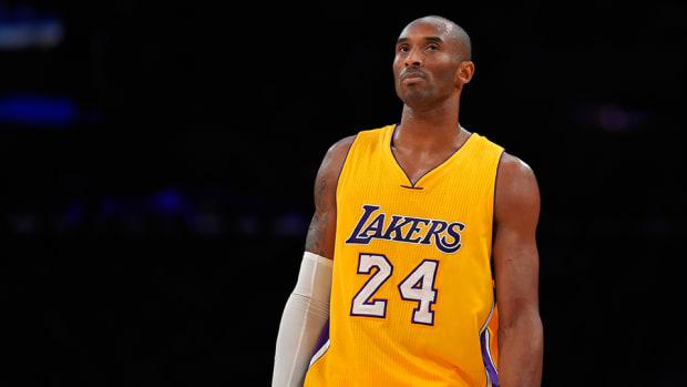 Kobe Bryant Lakers star