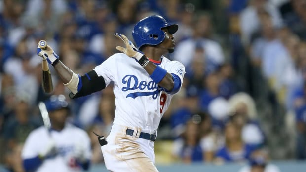 Report: Marlins acquire Dee Gordon from Dodgers IMAGE