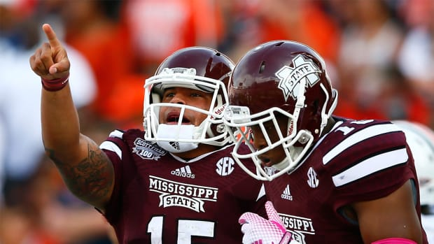 Mississippi State tops Auburn to continue magical start