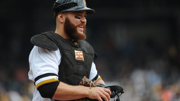 chicago cubs russell martin catcher free agent