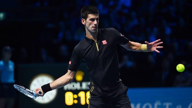 Djokovic vs. Nishikori London