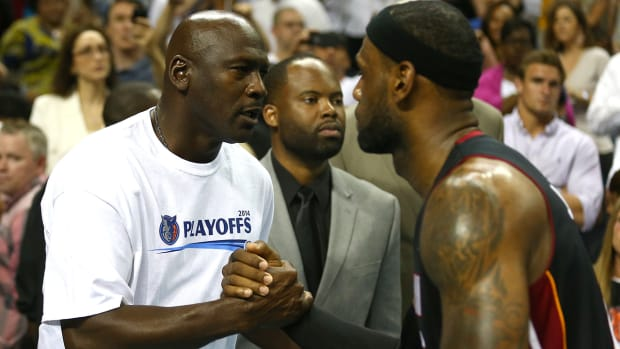 michael jordan disagrees with lebron and dirk