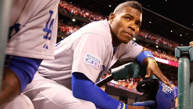 Will the Dodgers consider trading Yasiel Puig? - Image