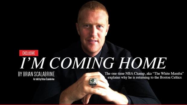 Brian Scalabrine posts a parody of LeBron James' 'I'm Coming Home' essay
