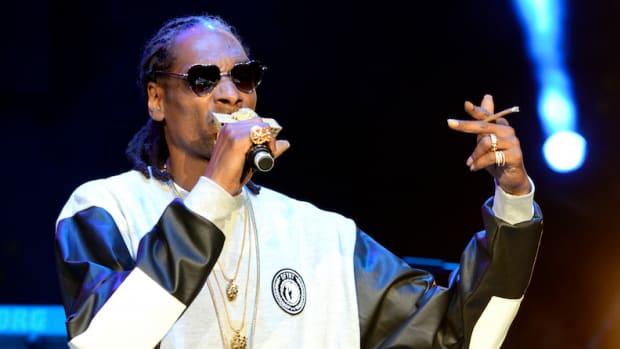 Snoop Dogg USC UCLA 2014
