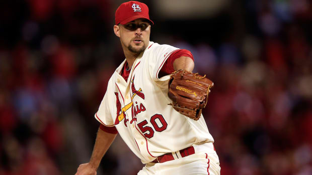 Will Wainwright bring the NLCS back to St. Louis? - Image