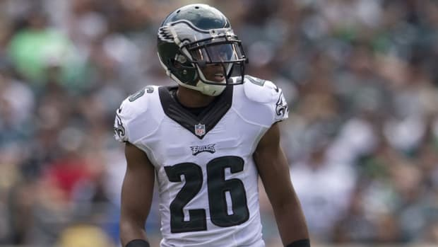 cary williams eagles apologizes practice comments