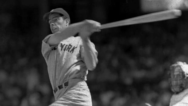 Joe DiMaggio turns 100 top