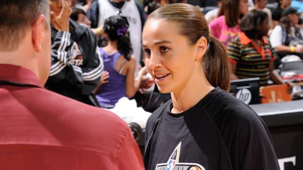 Becky Hammon Spurs