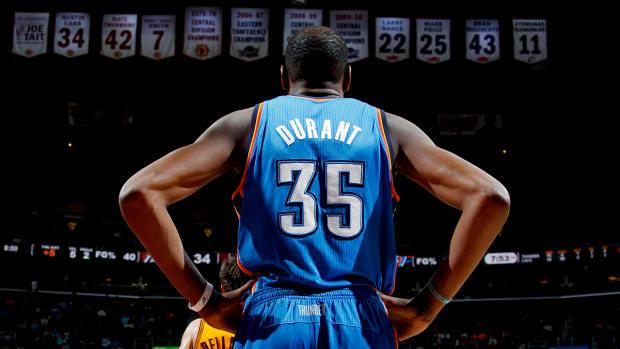 Oklahoma City Thunder preview
