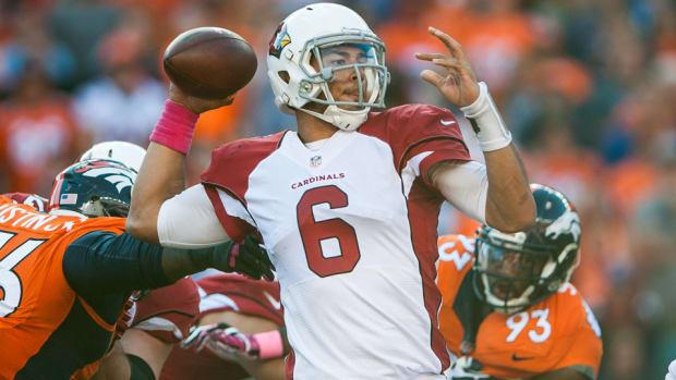 Arizona Cardinals QB Logan Thomas preparing to start