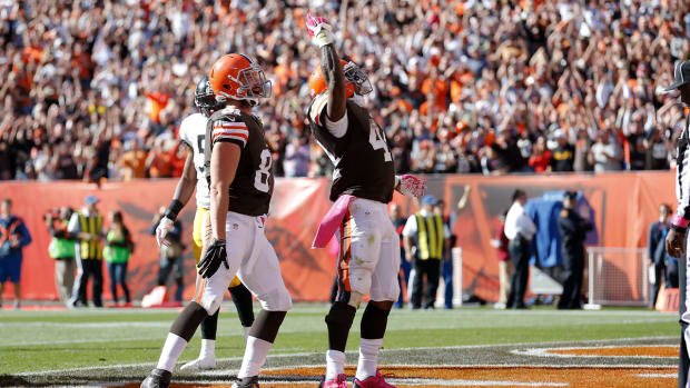 Will Browns win the AFC North? - Image