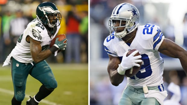 DeMarco Murray vs. LeSean McCoy: Which back will have a stronger finish?
