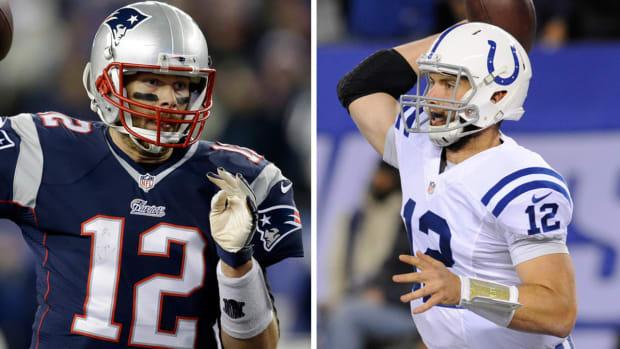 Brady v. Luck: Who has the upper hand in Sunday Night showdown? - Image