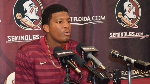What would happen if Jameis Winston dropped out of Florida State?